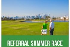 Box sized referral summer race
